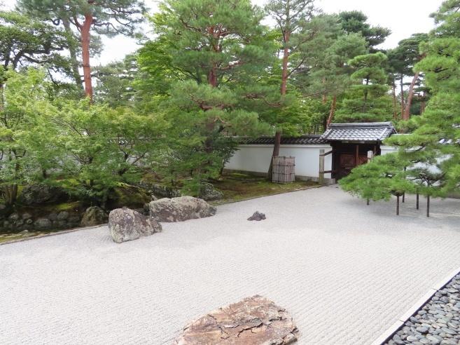 相国寺開山堂庭園
