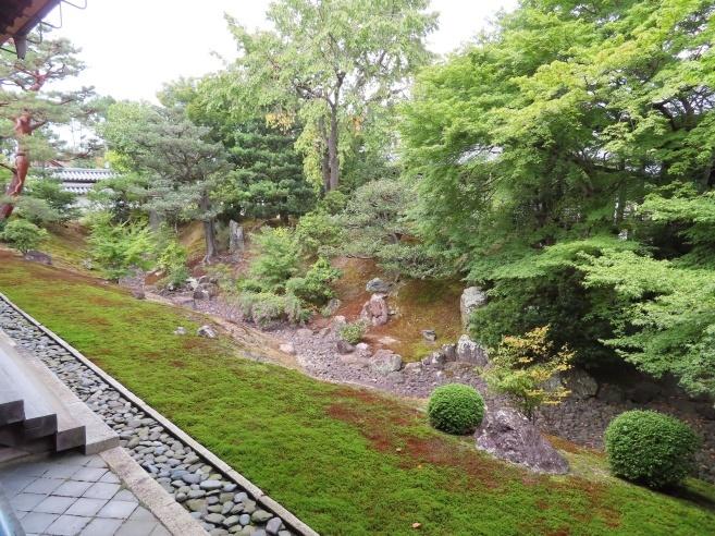 相国寺方丈庭園