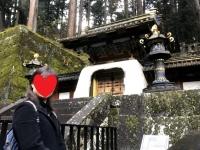 大猷院 徳川家光の墓所