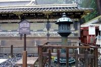日光東照宮 徳川和子の灯籠