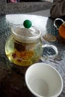 九份 海悅樓景觀茶坊 金木犀茶