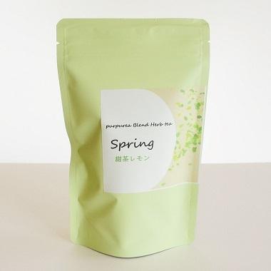 プルプレア・ブレンドSpring甜茶レモン1