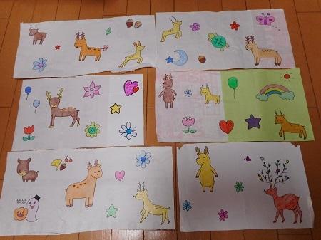 鹿の映像10-6