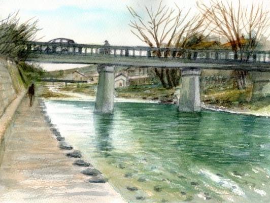 相生橋縮小