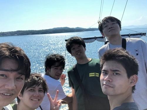 ゼミ旅行2日目_M1