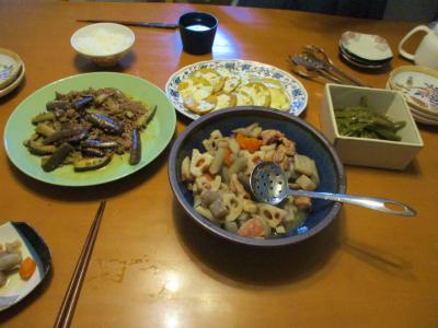 010924夕食