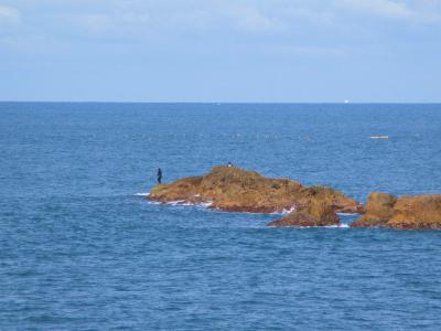 011017海は穏やか