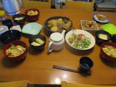 011022夕食