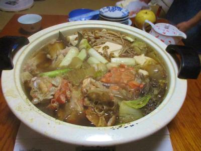 011026蟹鍋