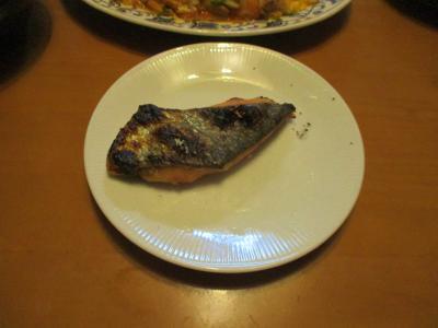 011102焼き鮭