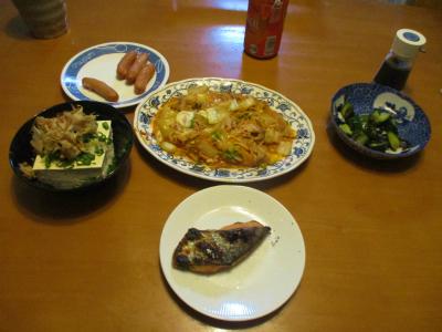 011102夕食