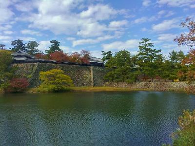 011114松江城二の丸