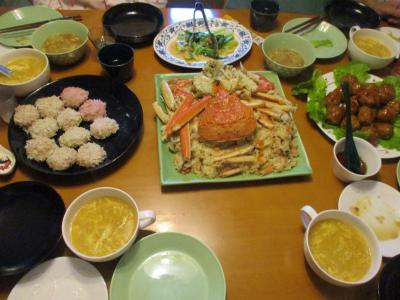 011116るる誕生日の夕食