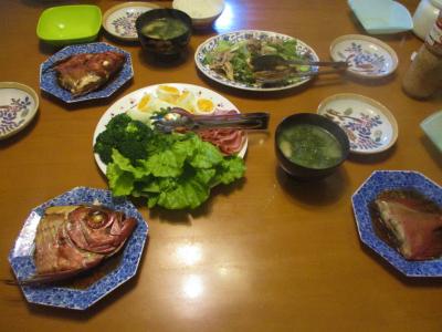 011201夕食