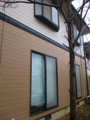 011206外壁塗装完了