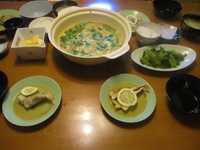 011206夕食