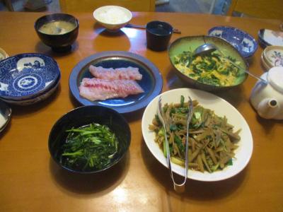011214夕食