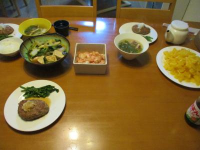 200110夕食