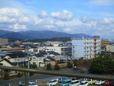 200116西から見る松江城