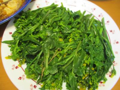 200201茹でアスパラ菜