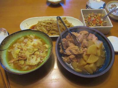 200204夕食