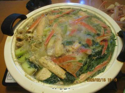 200215カニ鍋2