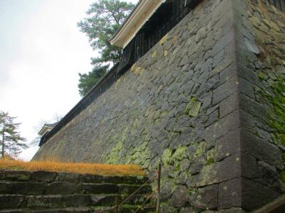 200216二の丸石垣2