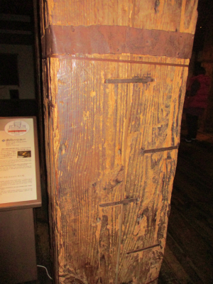 200216包板の柱
