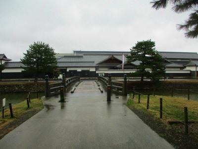 200216北惣門橋と松江歴史館