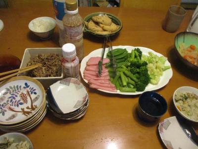 200301夕食