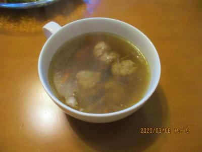 200308肉団子スープ