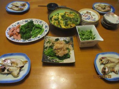 200329夕食
