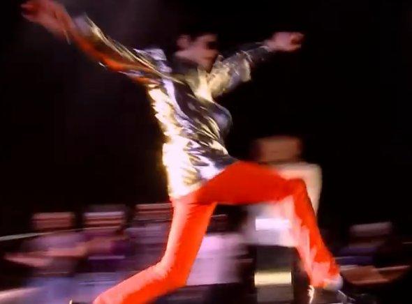 マイケル・ジャクソン THIS IS IT 見ました