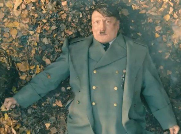 帰ってきたヒトラー 見ました
