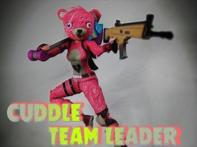 cuddleteamleader