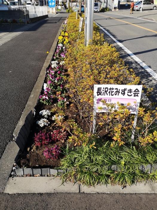 通りのお花