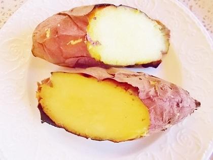 ふっくら焼き芋