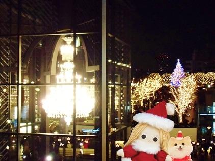 恵比寿ガーデンプレイス クリスマスb 2019