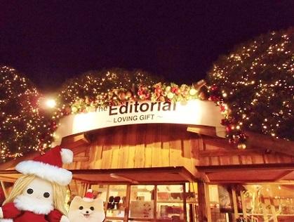 恵比寿ガーデンプレイス クリスマスマーケットです