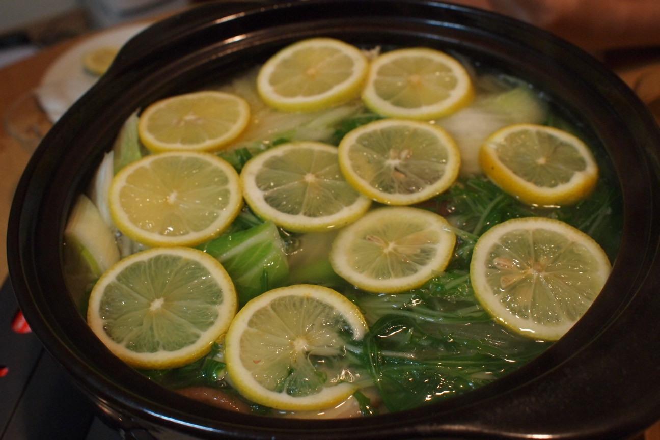 レモン鍋1!