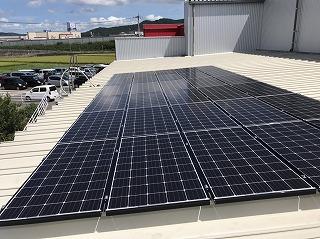 ⑩太陽電池モジュール