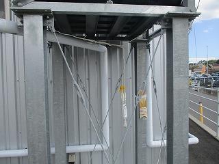 ⑫凍結防止ヒーター節電器