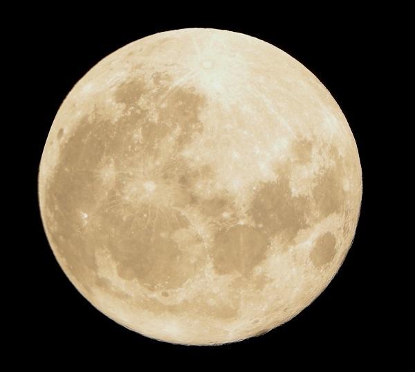満月(9月14日)②