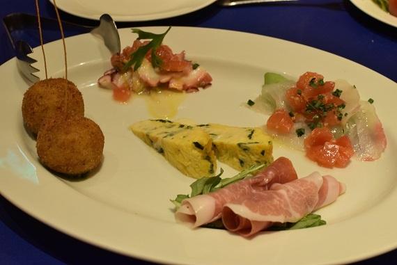 トラットリア・イタリア 前菜