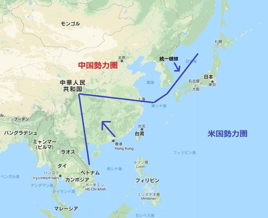 東アジア地図4