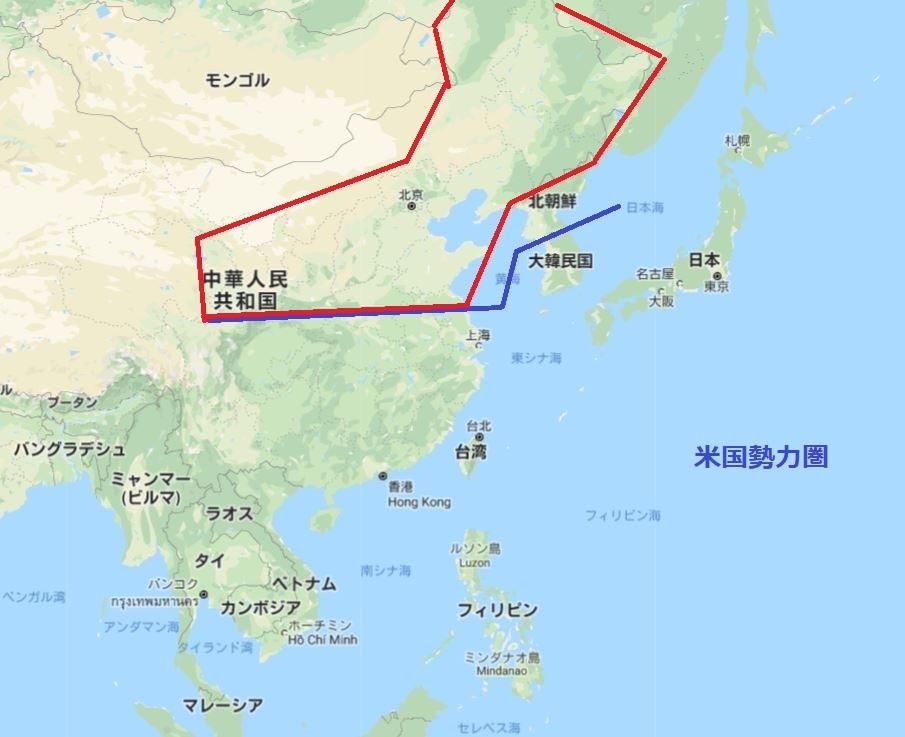 東アジア地図5