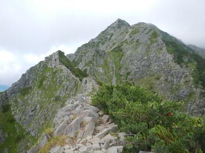 190823西穂高岳 (6)
