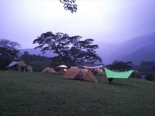 田貫湖キャンプ (25)