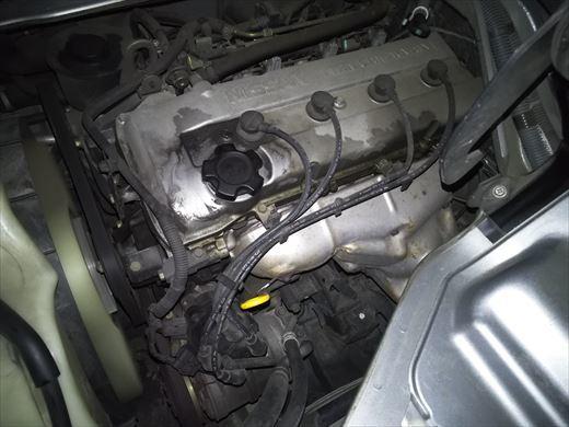 なんかエンジン音が煩いんだよね (1)