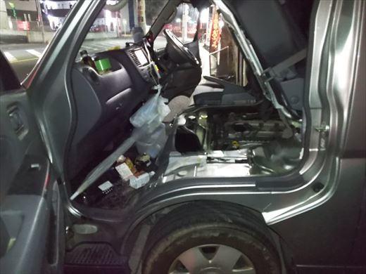 なんかエンジン音が煩いんだよね (6)